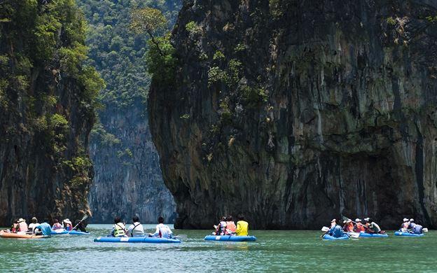 Phang Nga Day Trip by Sea Canoe (Depart from Phuket)