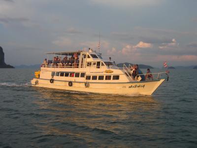 Phang Nga Sunset Dinner Trip by Sea Canoe