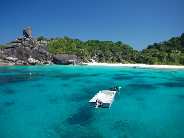 Similan Islands Tour from Phuket