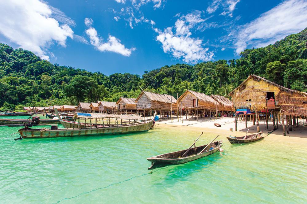 Surin Islands Tour from Phuket