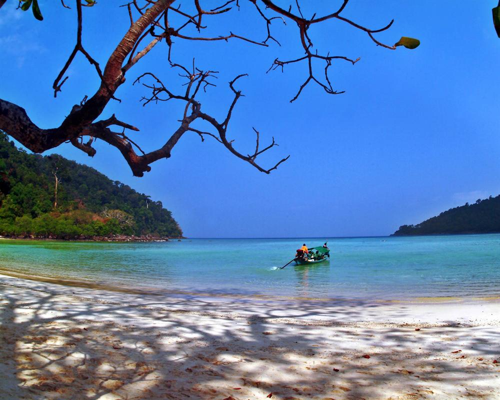 Surin Islands Tour from Khao Lak