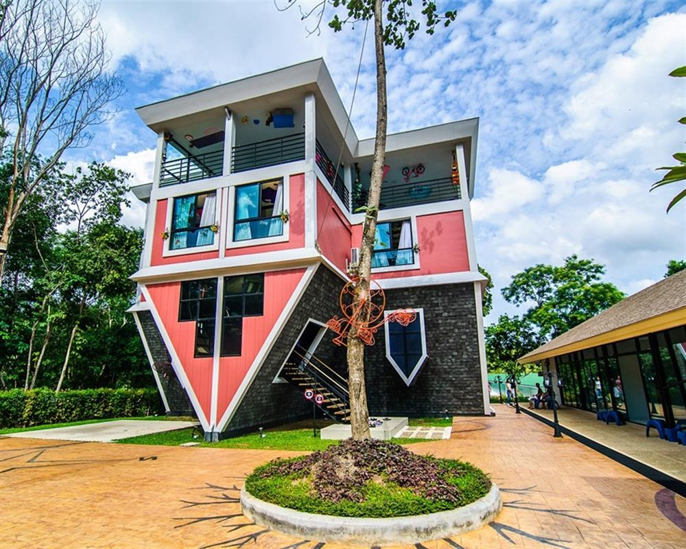 The Upside Down House Phuket