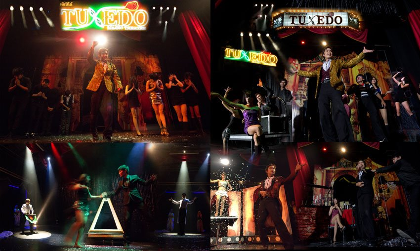 Tuxedo Magic Theatre Pattaya
