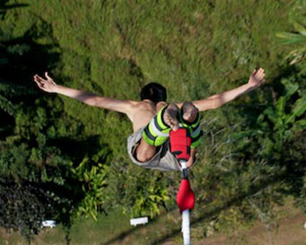 Bungy Jump Chiang Mai X-Centre