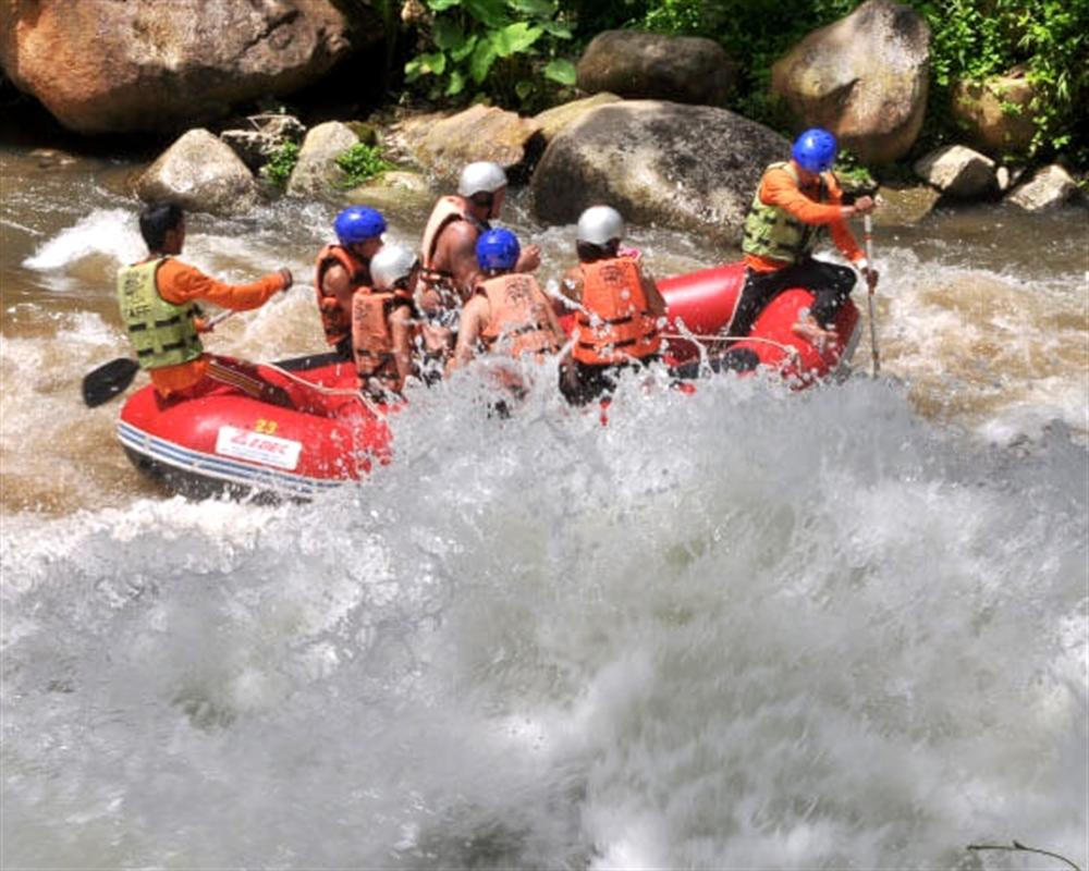 White Water Rafting & ATV Adventure
