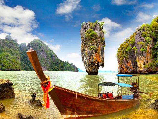 James Bond Island and Sea Cave Canoe