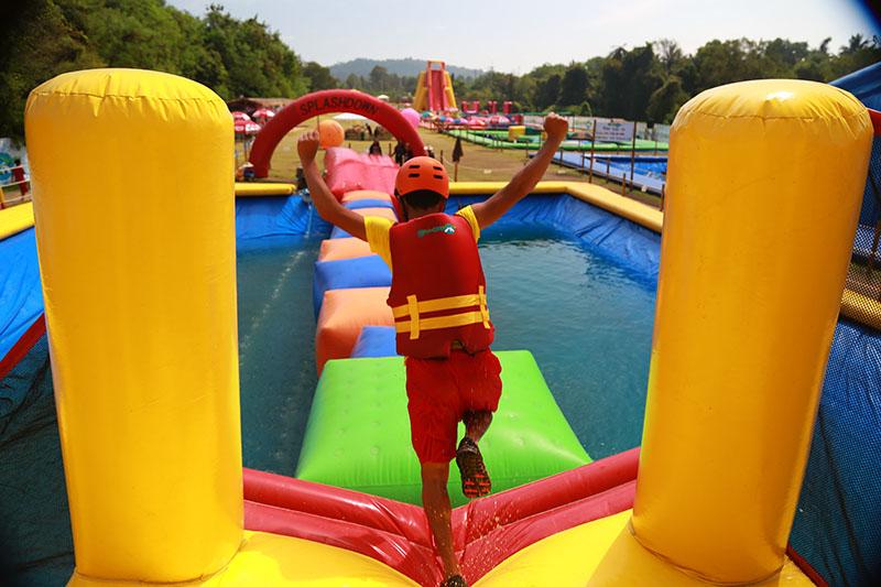 Splashdown Action Park Pattaya