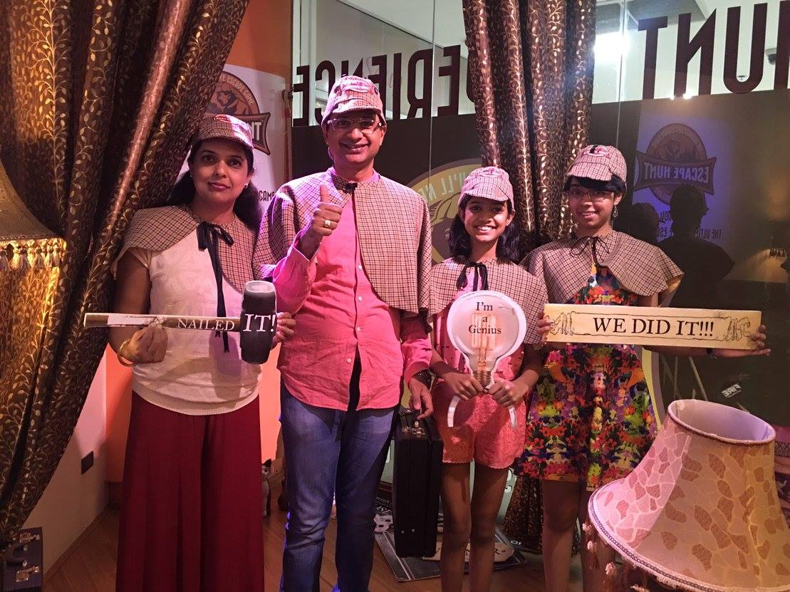The Escape Hunt Experience Bangkok