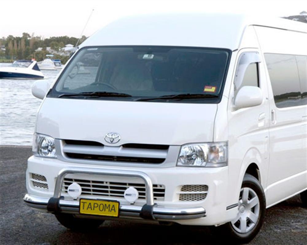 Transfer by Van