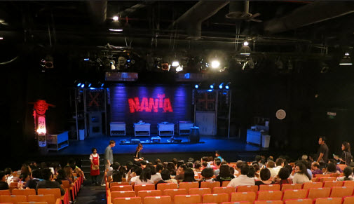Cookin Nanta Show Bangkok