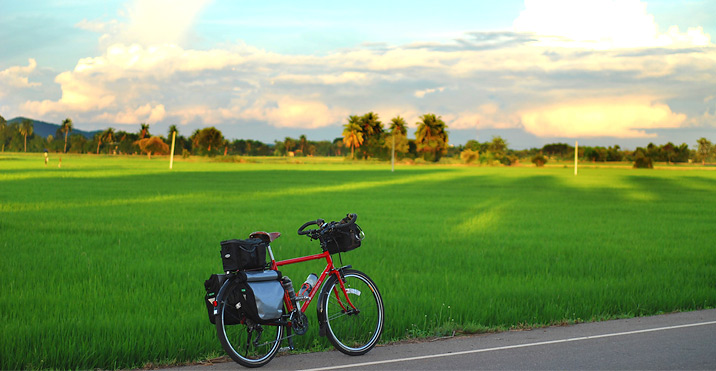 Krabi Long Distance Eco Cycle Tour