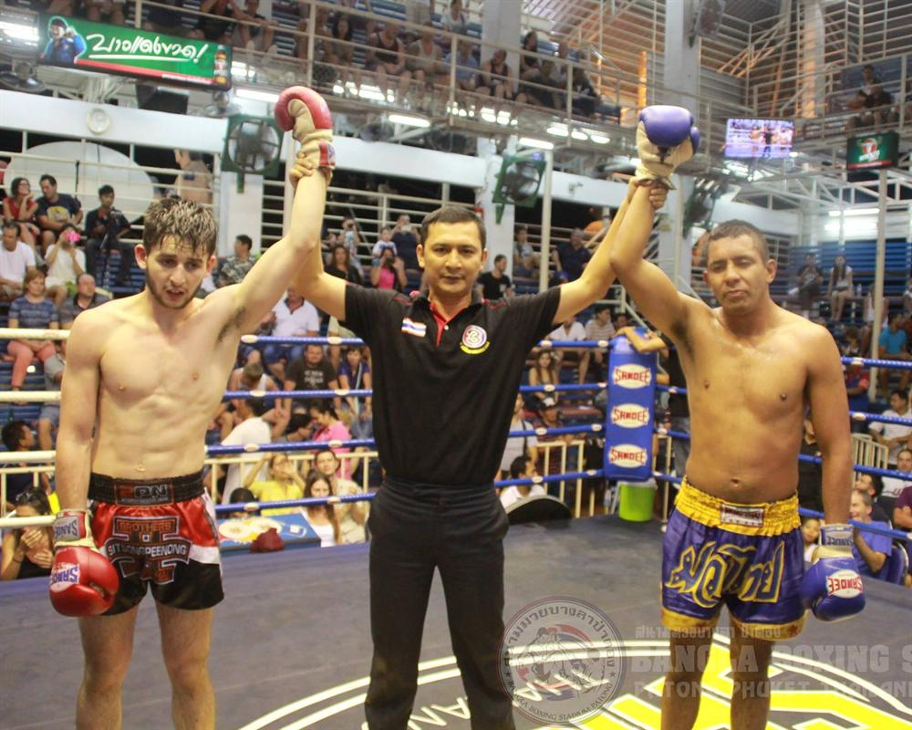 Bangla Boxing Stadium Patong