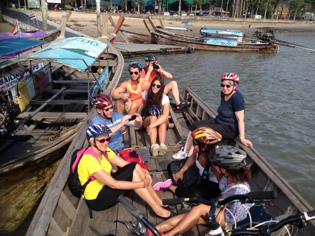 Half Day Cycling at Koh Klang Village