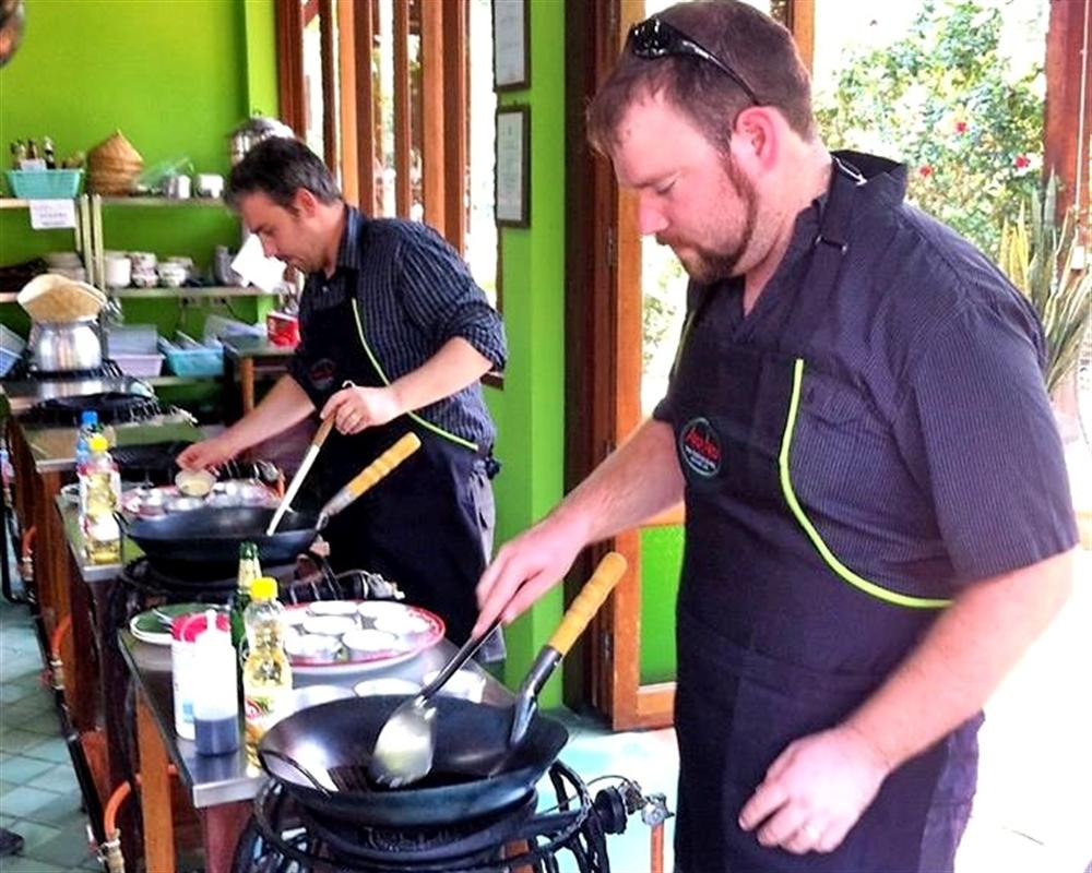 Aroy Aroy Thai Cooking School Chiang Mai