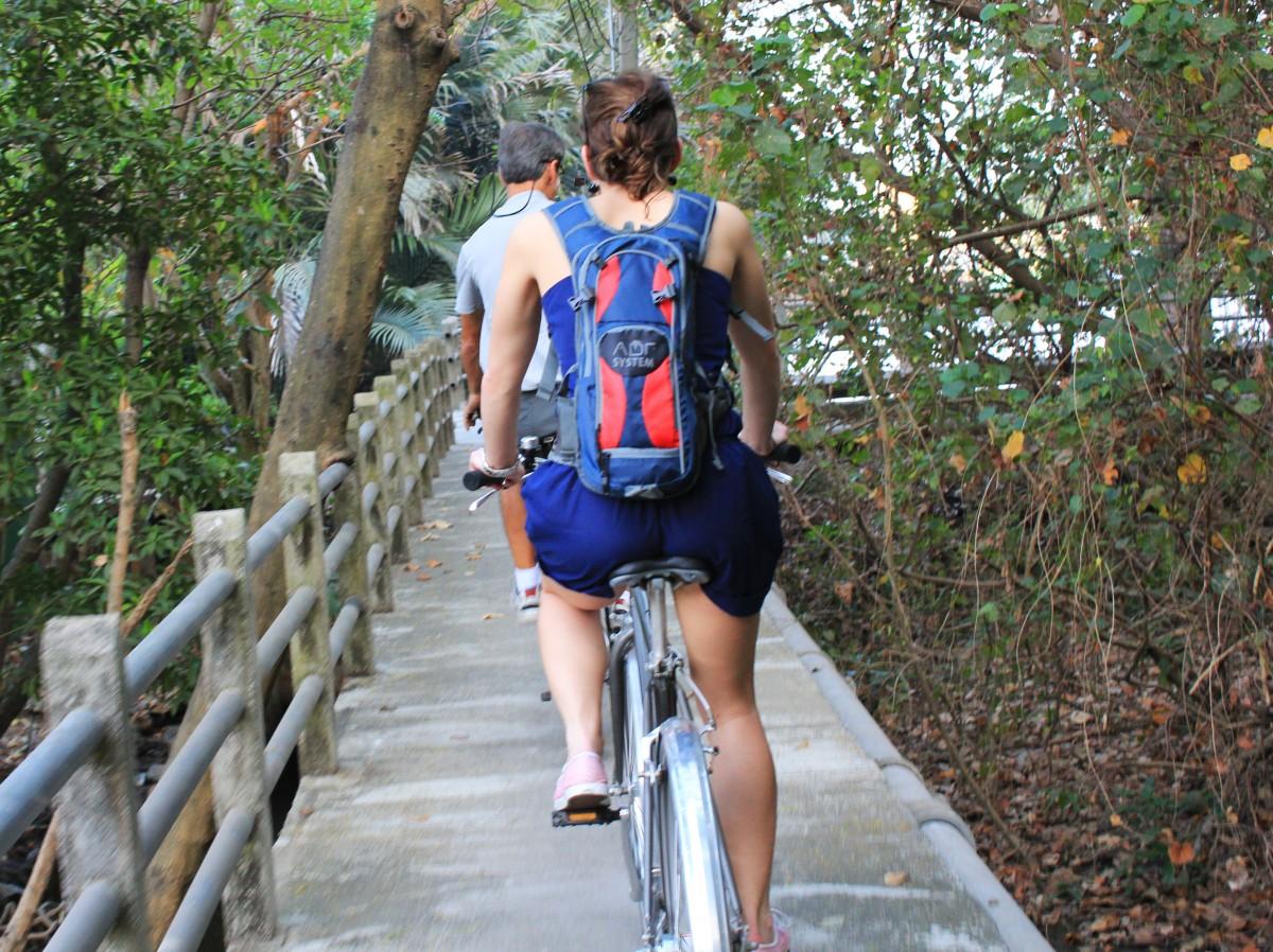 Bang Kra Jao and Jungle Cycling Adventure Tour