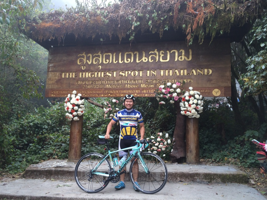 Roof of Thailand Cycling Tour