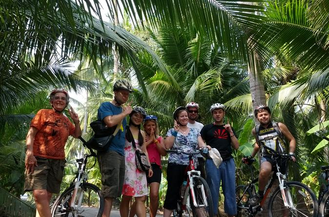 Floating Markets Cycling and Boat Tour