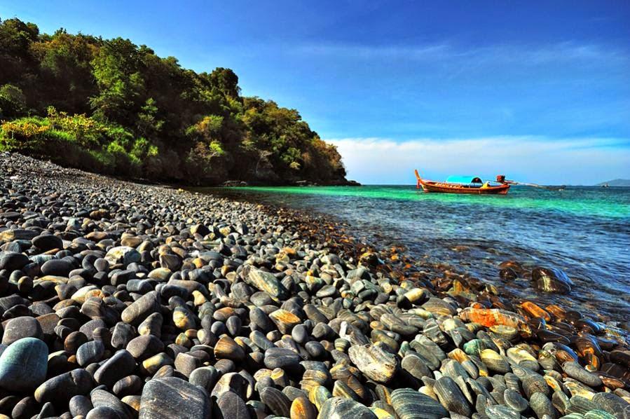 One Day Trip Snorkeling  Koh Lipe ( by Long tail Boat )