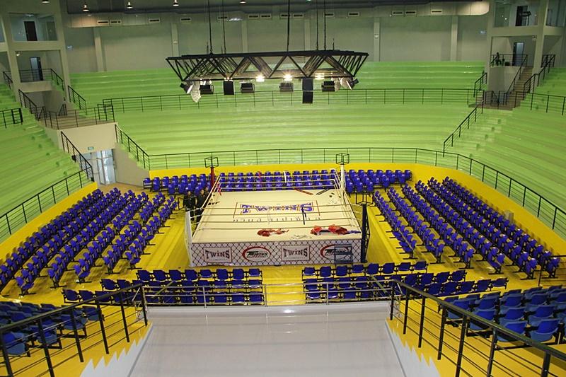 Thai Boxing at Lumpini Stadium (Ramintra)