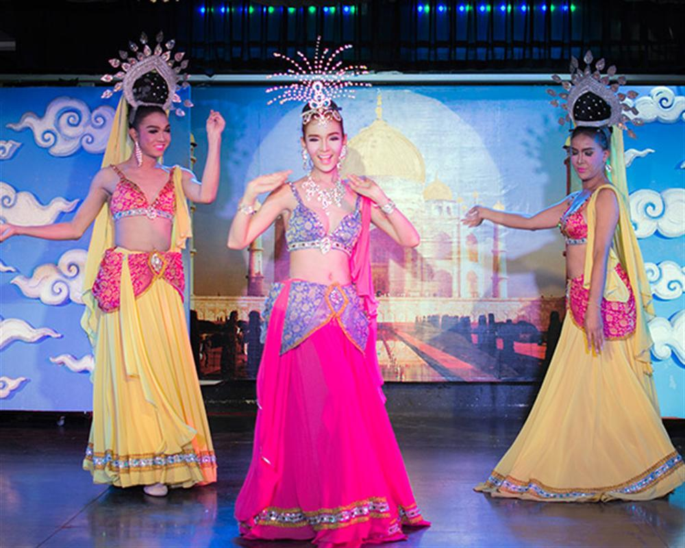 Blue Dragon Cabaret Show Krabi