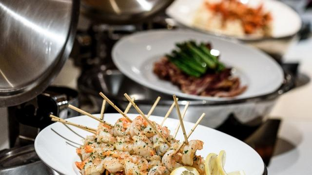 Romsai International Buffet and Seafood at Banyan Tree Bangkok
