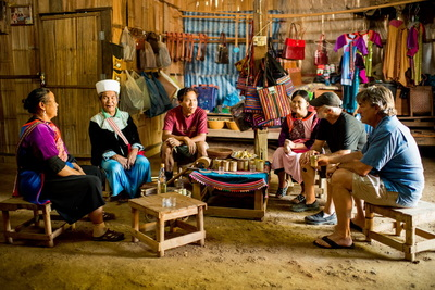 Lisu Lodge Hill Tribe Soft Adventure