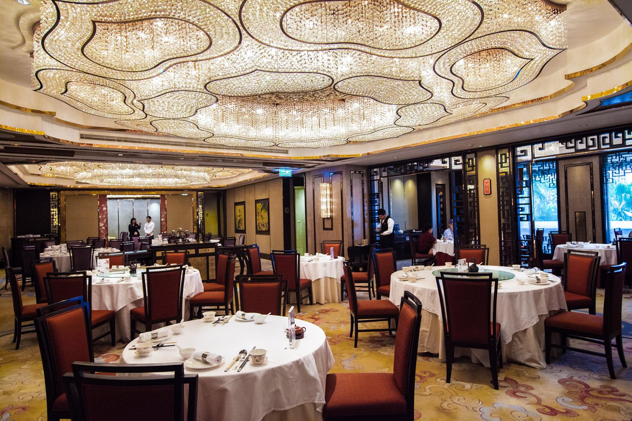 Shang Palace at Shangri-La Hotel Bangkok