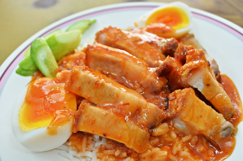 Evening Chinatown Food Crawl