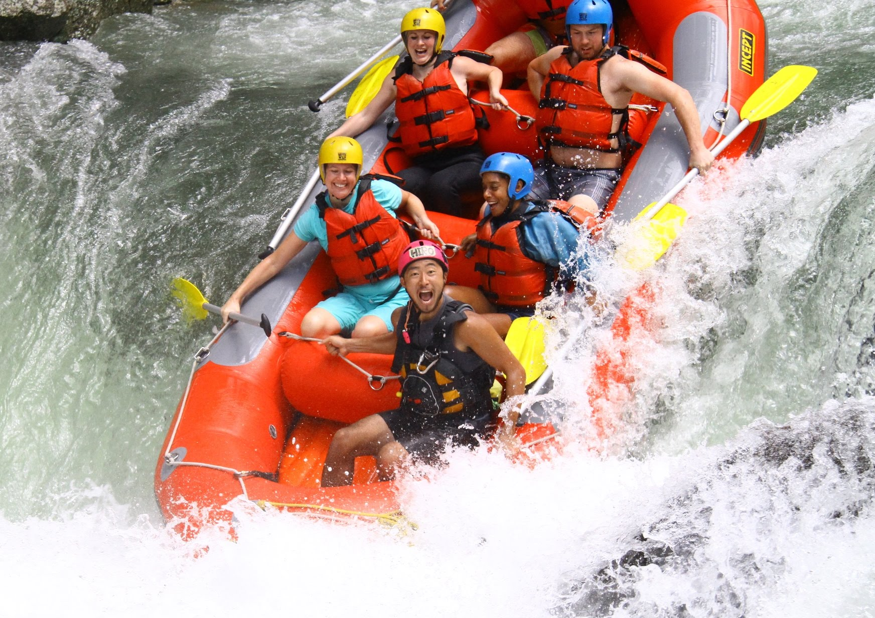 White Water Rafting Phang Nga Adventure Tour