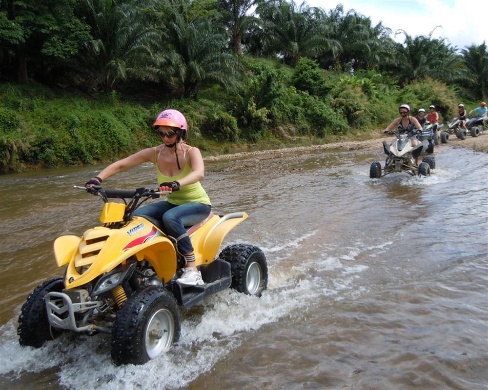 White Water Rafting Phang Nga Adventure Tour