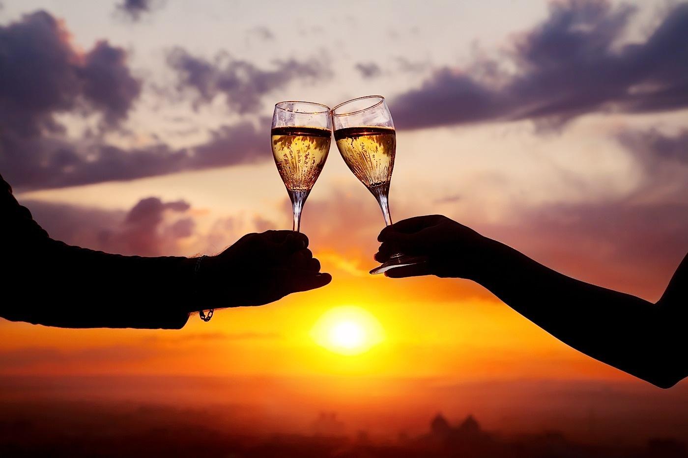 Bangkok Sunset Cruise with Champagne