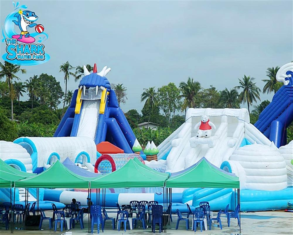 The Shark Water Park