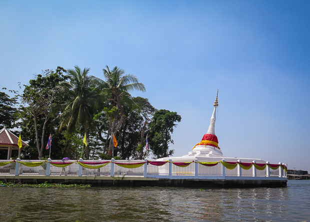 Koh Kret Island Discovery Cruise from Bangkok