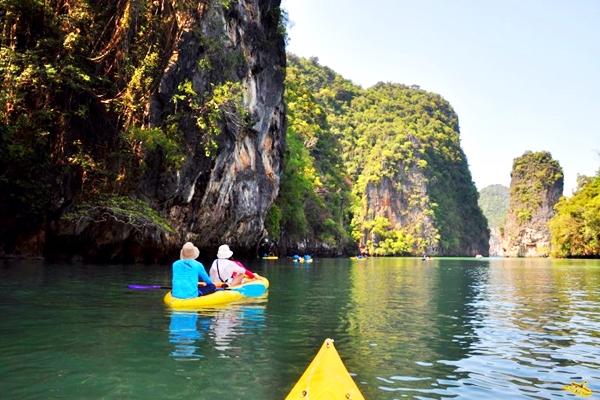 Phang Nga Bay Hong by Starlight Tour