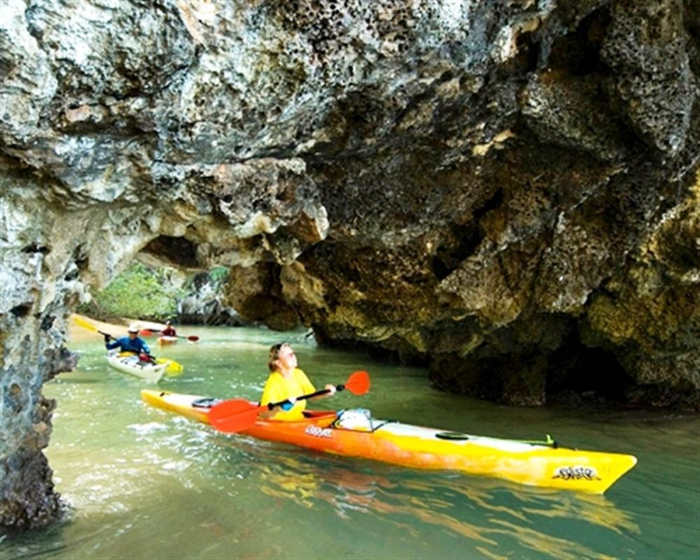 James Bond Island by Longtail Boat & Safari Tour