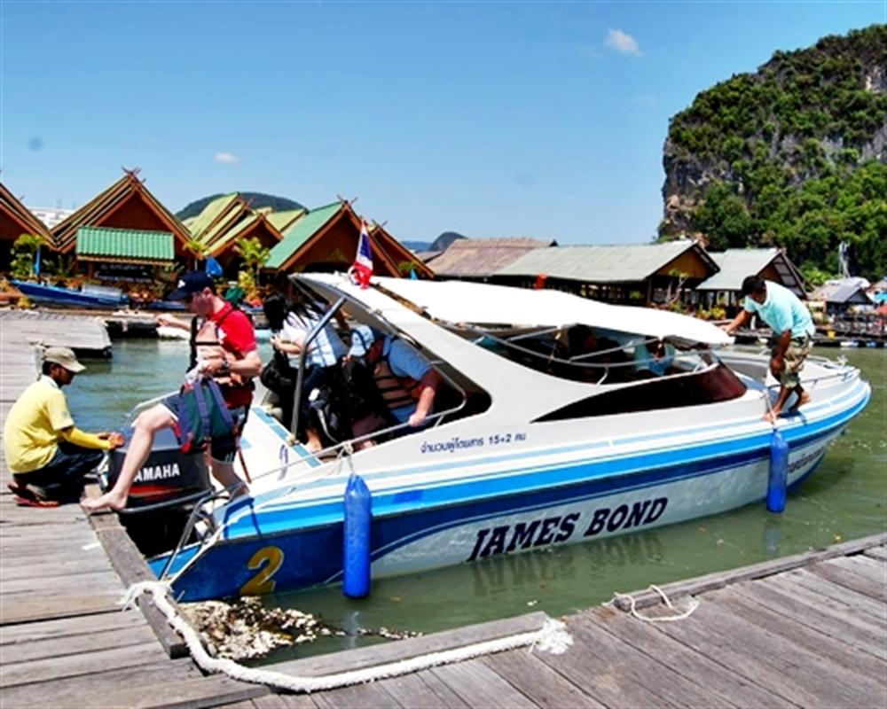 James Bond Island by Speed Boat & Safari Tour