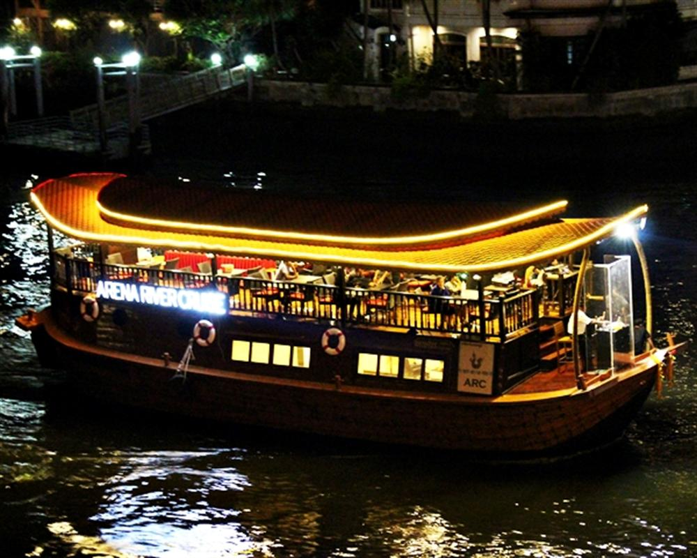 ARC Arena River Cruise Bangkok