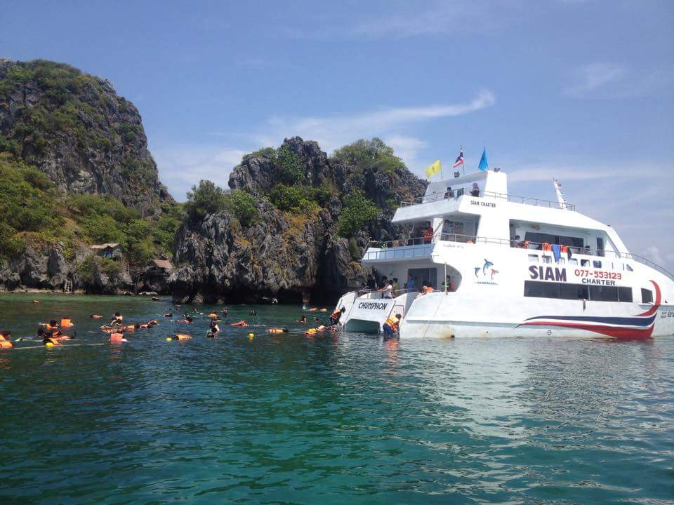 Snorkeling Tour Chumphon