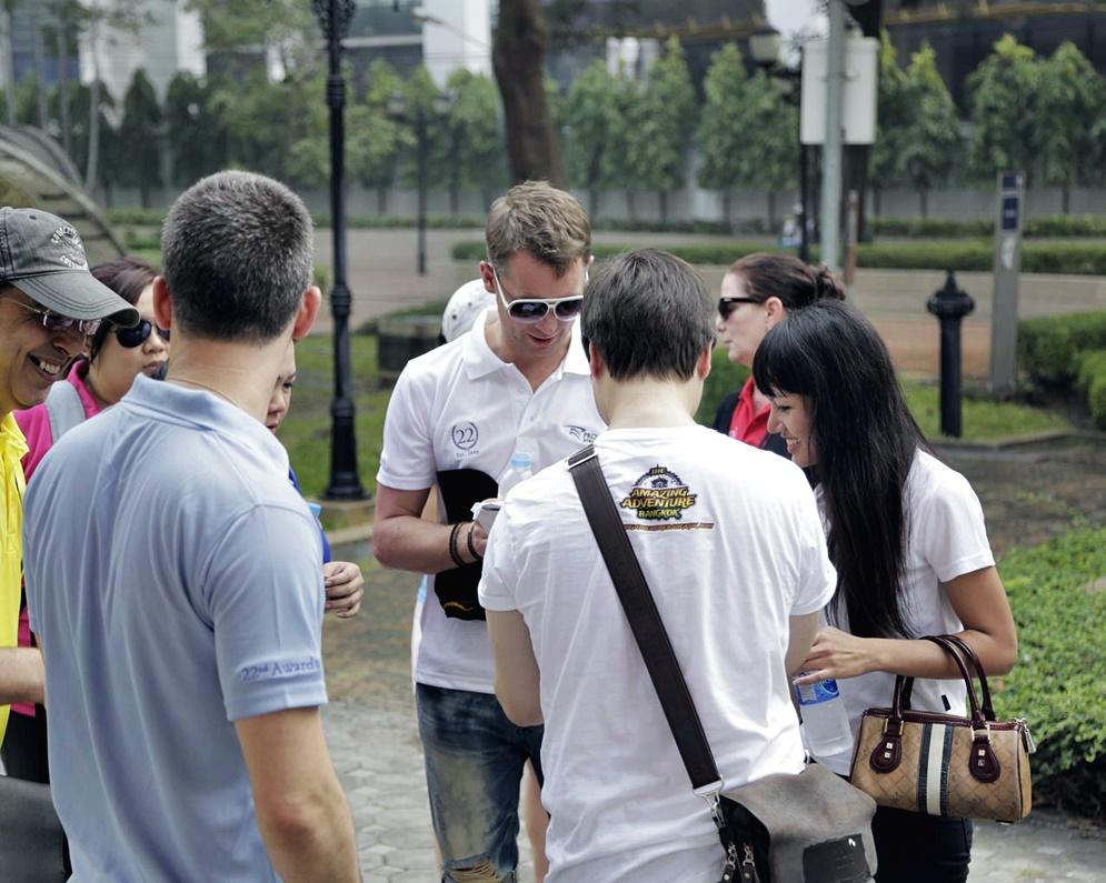 The Cultural Trail Tour Bangkok