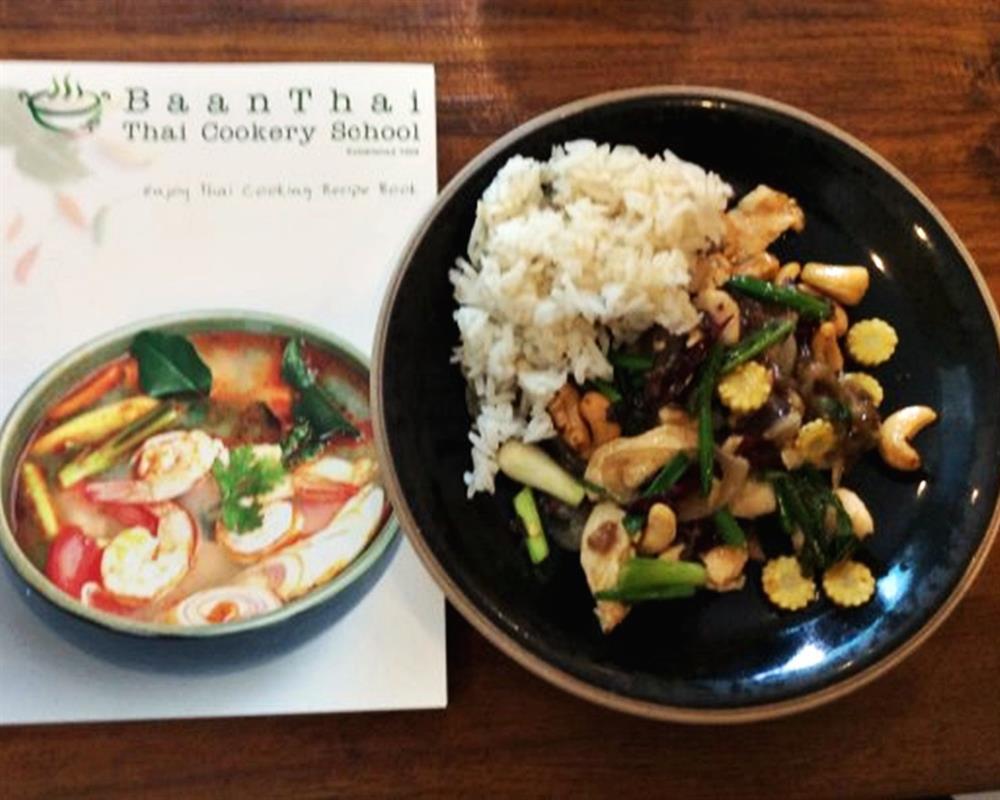Baan Thai Cookery School Chiang Mai