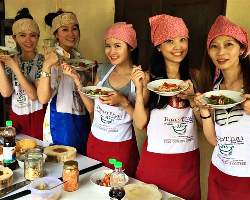 Baan Thai Cookery School Chiang Mai