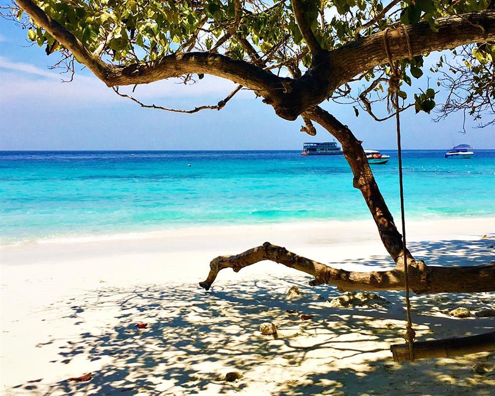 Similan & Bon Islands