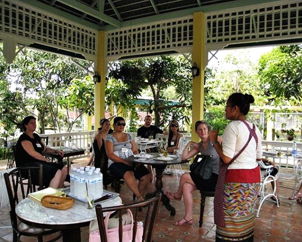 Amita Thai Cooking Class Bangkok