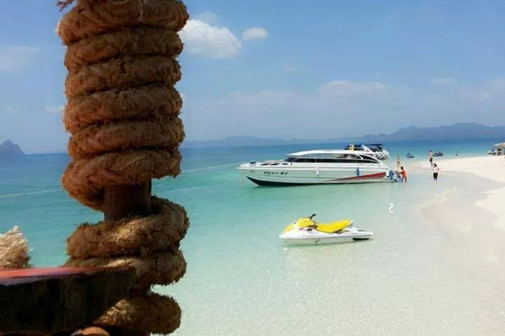 Full Day To 3 Khai Islands by Speed Boat