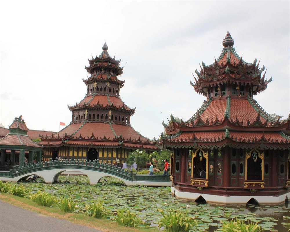 Ancient Siam Muang Boran Samutprakan (Rate for AEC,China,Taiwan,Russia except Thai)