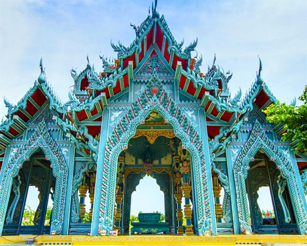 Ancient City (Muang Boran Samutprakan)