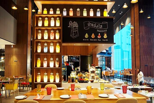 International Buffet @Amaya Restaurant - Amari Watergate Bangkok