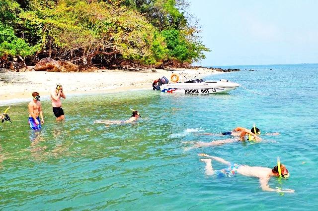 Half Day 1 Island Snorkeling Tour Koh Yuak by Speed Boat