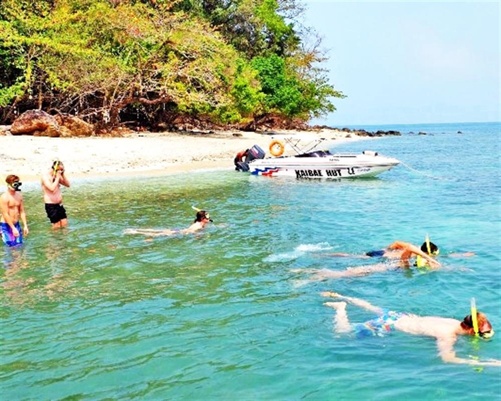 Half Day 1 Island Snorkeling Tour Koh Yuak by Speed Boat