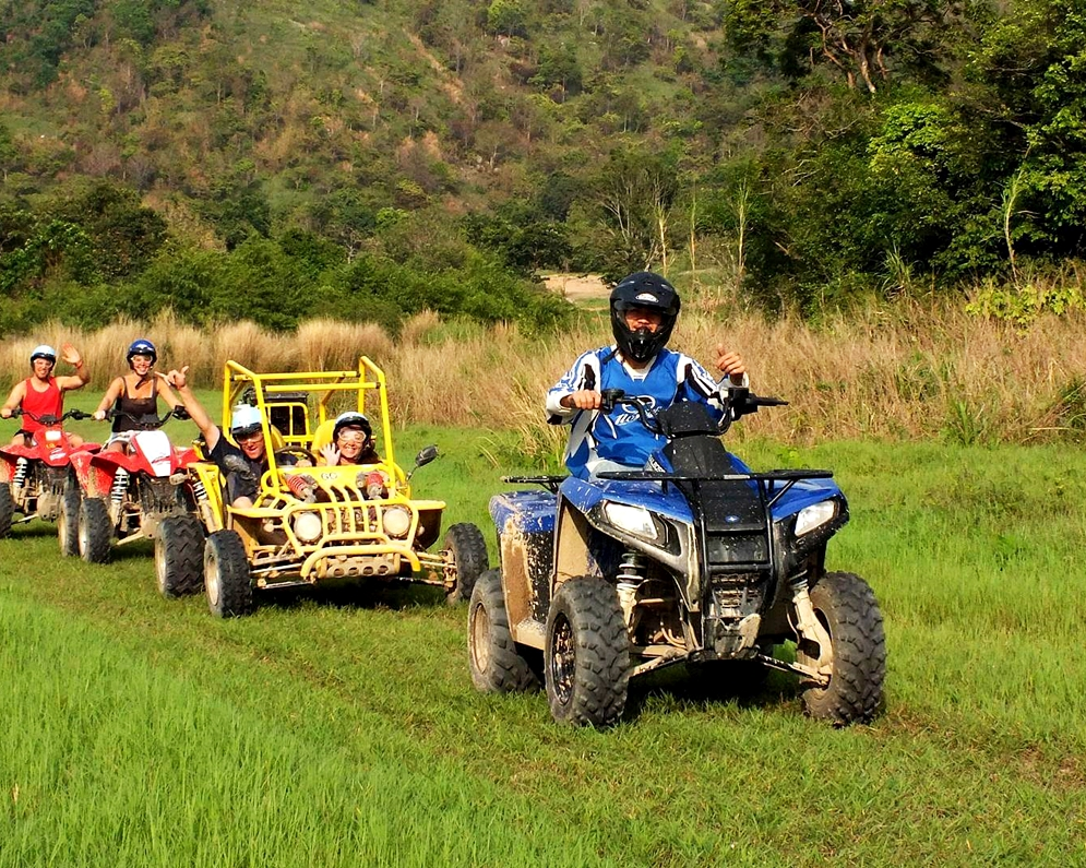 ATV Adventures Pattaya